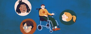 Living Life in a Wheelchair image